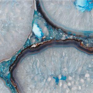 Precioustone Blue Agate