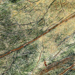 Naturstein Rainforest Green