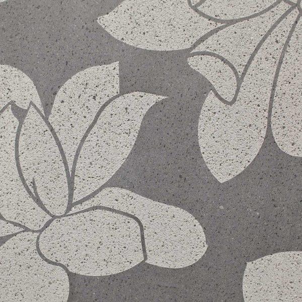 Natura Lava Stone Magnolia Design
